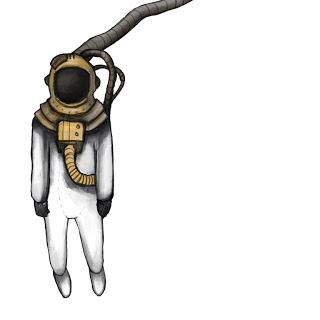 Tijdreis - Man op de maan